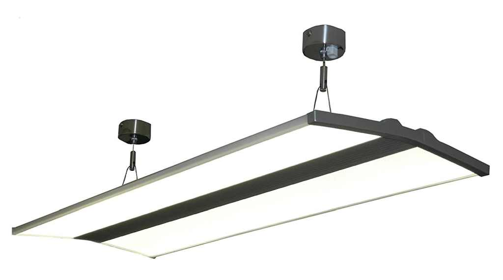 Dsgingw@re | LED TL | 230 Volt | 42 Watt | VV 120x30 TL armatuur | Daglicht Wit | Wings 01
