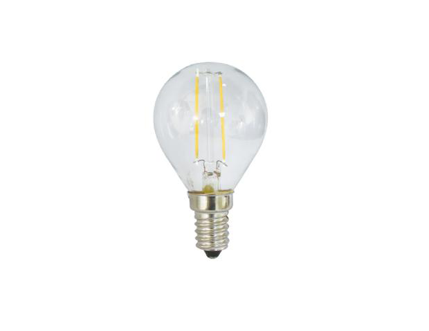 LED Peer | 230 Volt | 2 Watt | VV 20-30 Watt | Warm Wit | E14