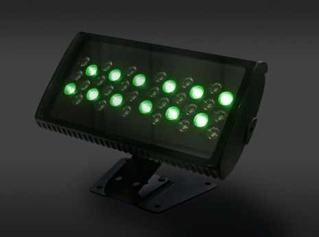 LED Powerbar | 230 Volt | 48 Watt | 36 gekleurde LEDs | Variabel | Color Wash 36