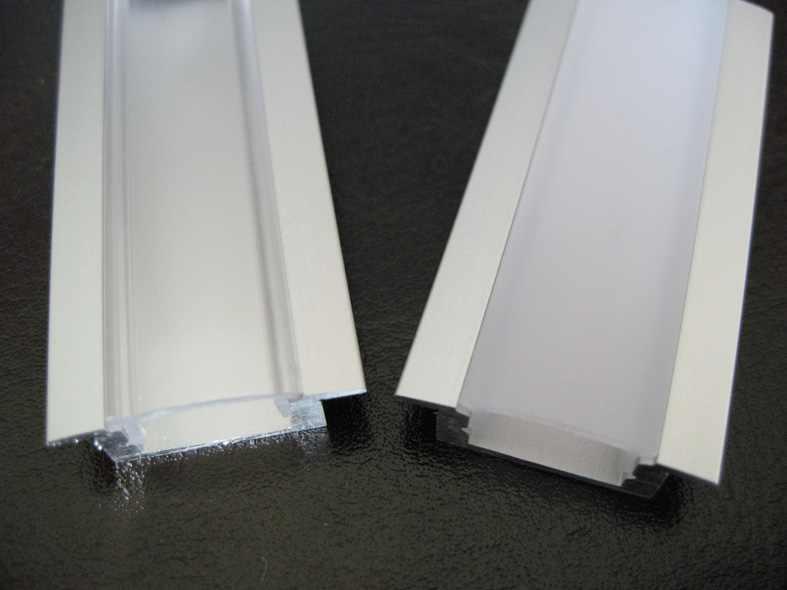 LED Profiel Slim Line 7mm inbouw LED Verlichting en energie zuinige ...