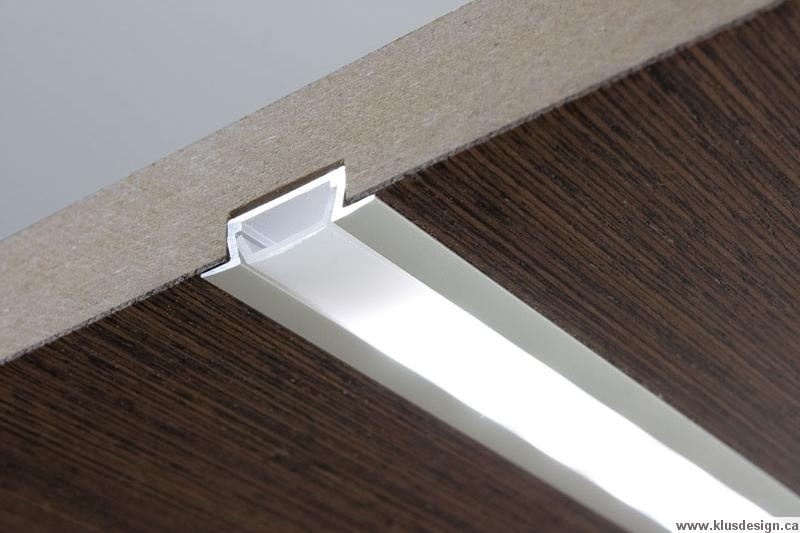 led profiel slim line 6mm inbouw