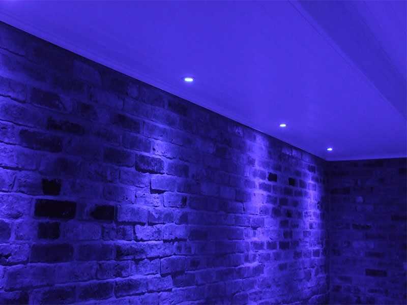 Led Spot Verlichting Badkamer: Complete set van spots watt ip ...
