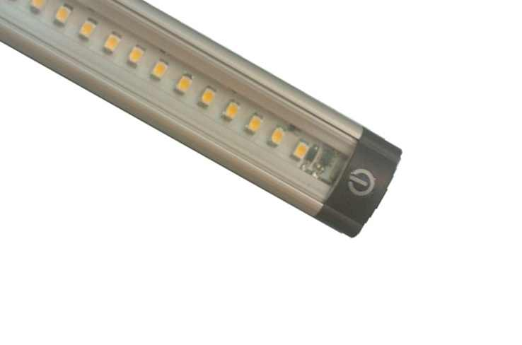 LED Strip | Plat | Type FLAT LO SMALL | 100 Cm | Warm Wit | 11 Watt | 24 Volt | Dimmer