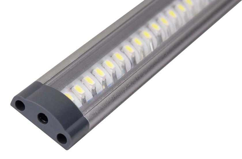LED Strip | Plat | Type FLAT LO SMALL | 50 Cm | Warm Wit | 6 Watt | 24 Volt | Bundel 6 stu