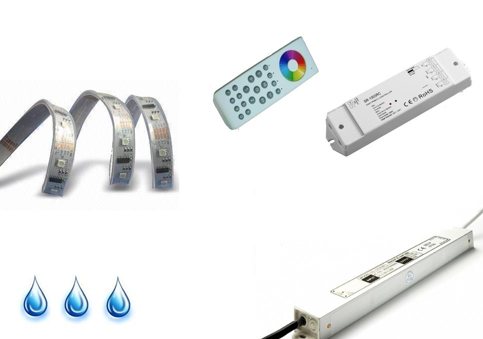 LED Stripset Opmaat LEDware uw specialist in LEDverlichting ...
