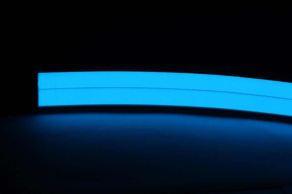 LEDware Ultradunne LEDstrip | 4 Watt | 1 LED | 1 Meter | Electric Blue