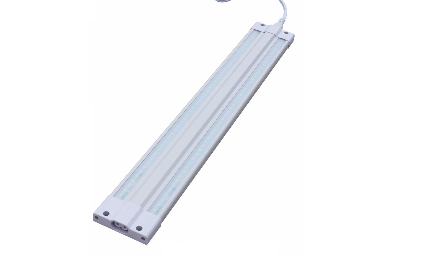 LED TL | Type DUBBLE | 100 Cm | Warm Wit | 20 Watt | 220 Volt
