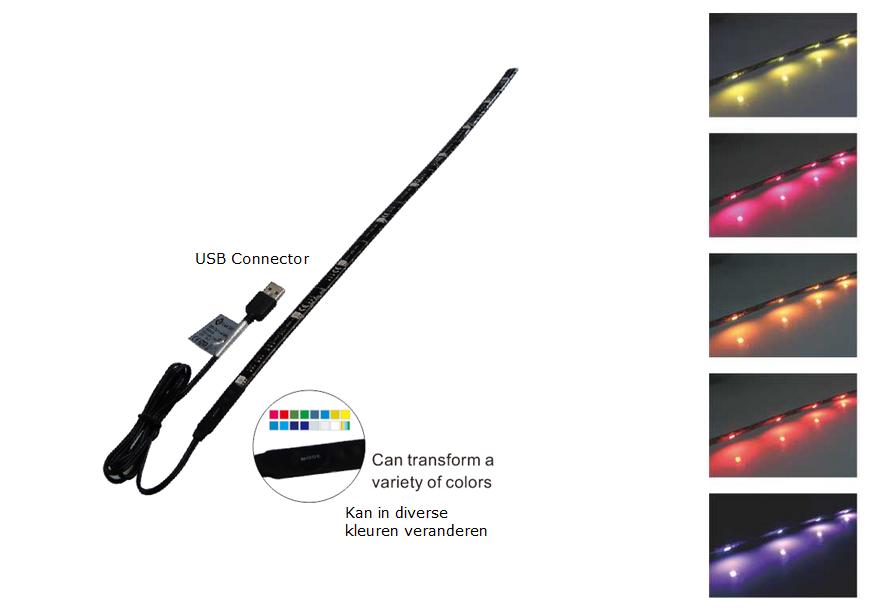 LED Televisie / TV LED Verlichting en energie zuinige verlichting ...