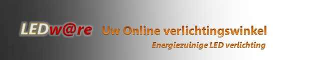 LED verlichting en LED lampen van LEDw@re