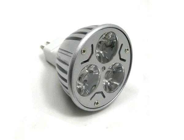 LED Spot (BRIGELUX) | 12 Volt | 4,3 Watt | VV 40 Watt | Wit | MR16 | 45 Graden