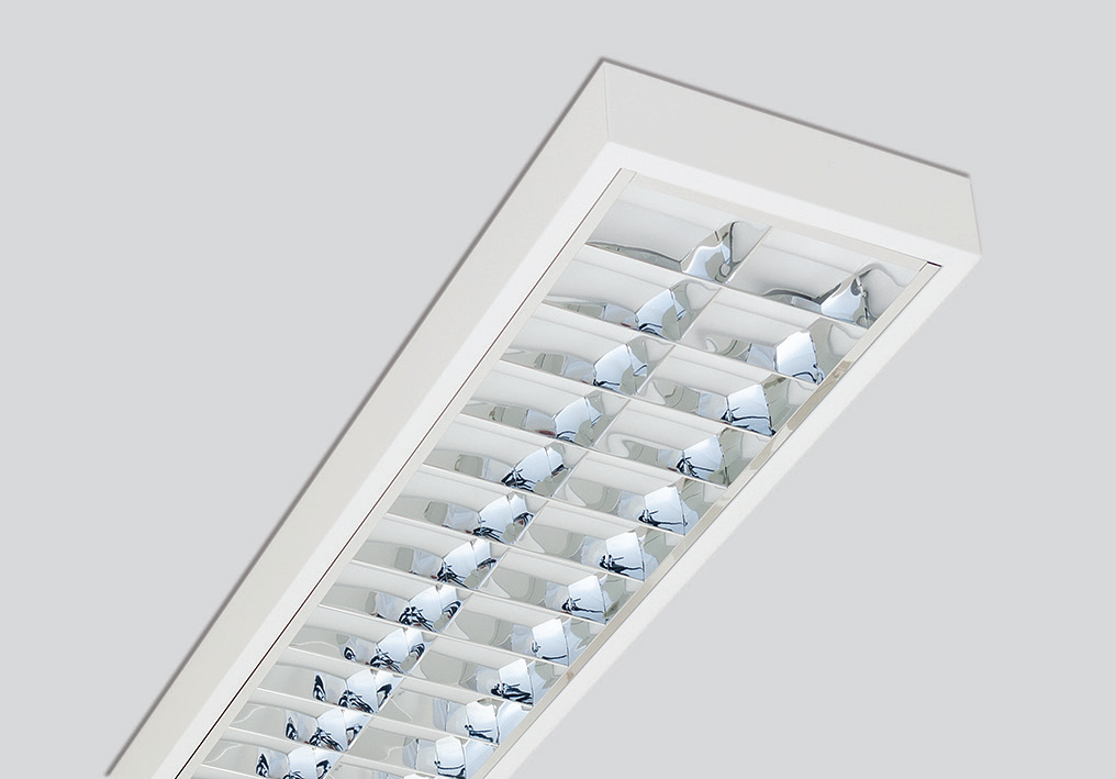 LEDw@re LED Paneel BLOQ | 230 Volt | 43 Watt | VV 1450 x 240 TL armatuur | Warm Wit