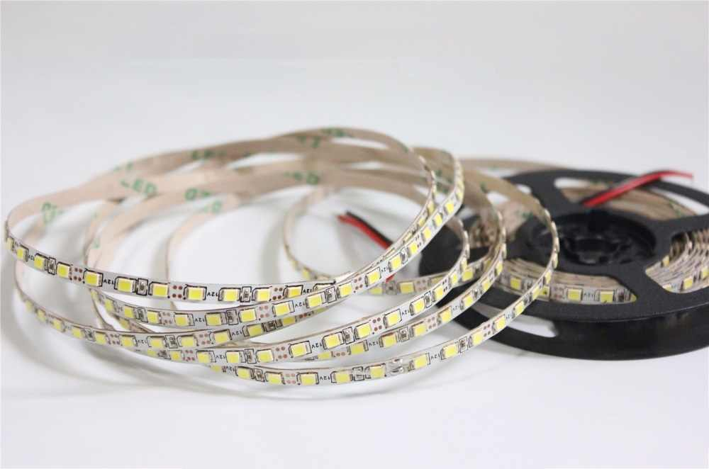 LEDware | LED Strip 5mm | 600 LED's | Warm Wit (3000k) | 5 Meter | 1300 Lm/M | CRI 0.95