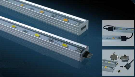 LEDware Alu strip | 12 Volt | 9 Watt | 15 LEDs | Warm Wit | 0,5 M