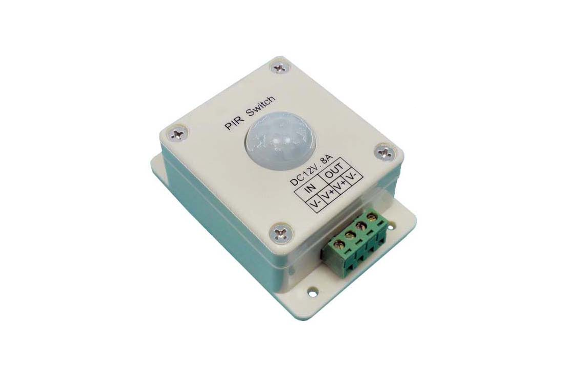 Garage LEDware uw specialist in LEDverlichting LED Bewegingsmelder ...