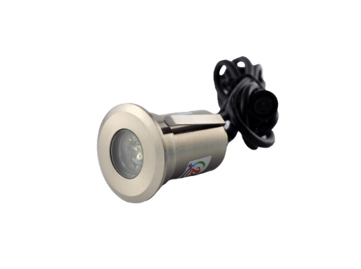 LEDw@re | Lamp IP67 | Warm Wit | Rond | 1,5 Watt | 32 mm