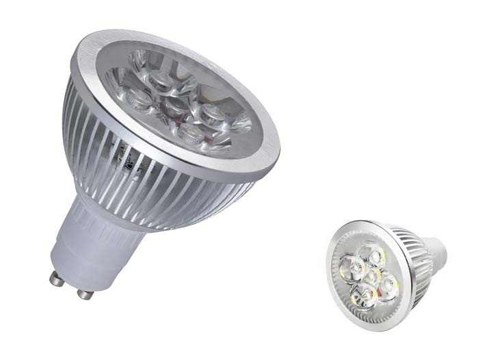 BudgetLine | LED Spot | 230 Volt | 4 Watt | 230 Lumen | VV 25 Watt | Warm Wit | GU10