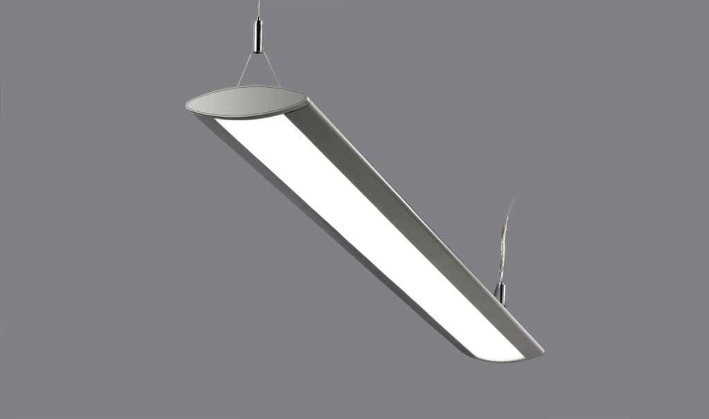 Designw@re | LED Hanglamp | 29 Watt | 122,6 cm | Warm Wit | LWALUHANG25