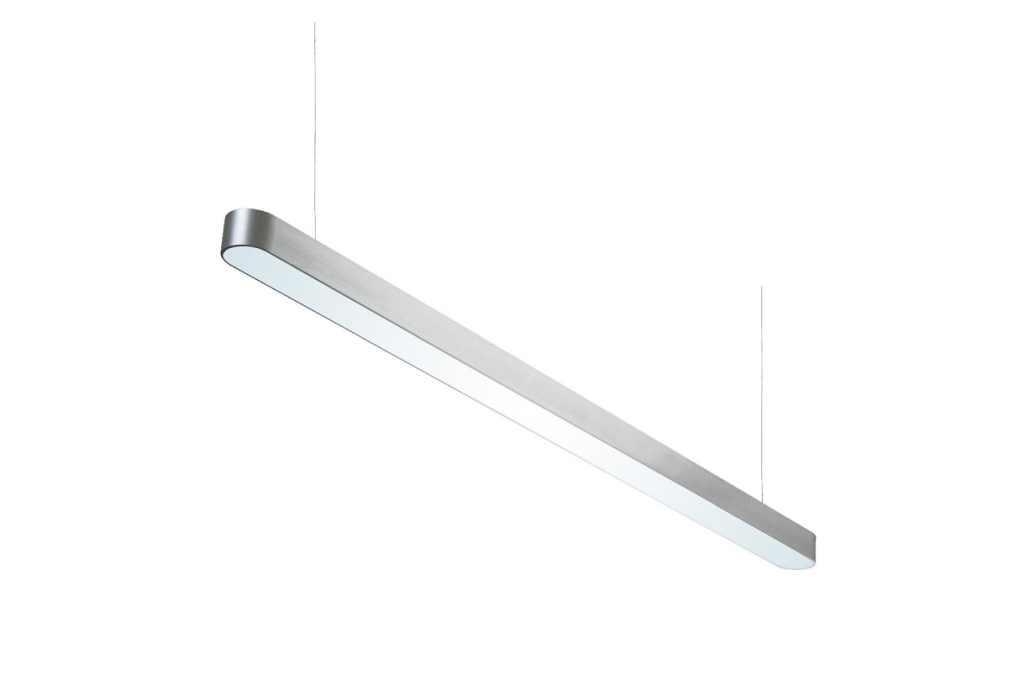 Designw@re | LED Hanglamp | 28 Watt | 120,4 cm | Warm Wit | LWALUHANG05 | Dim 0-10 Volt