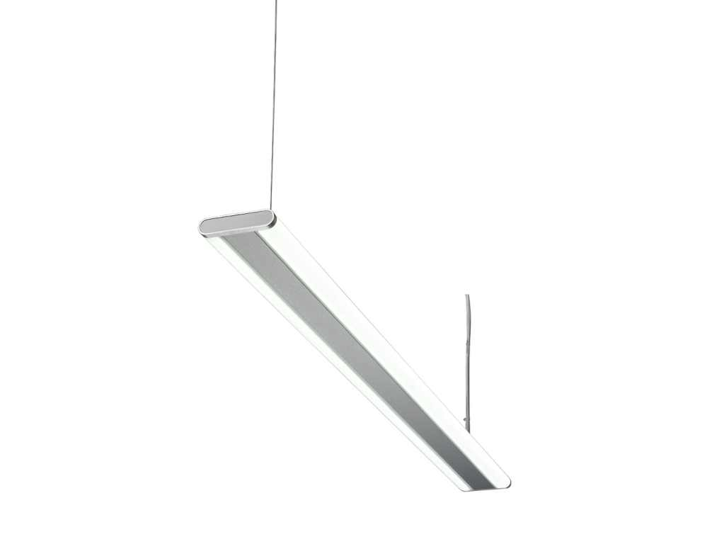 Designw@re | LED Hanglamp | 36 Watt | 153,2 cm | Warm Wit | LWALUHANG15