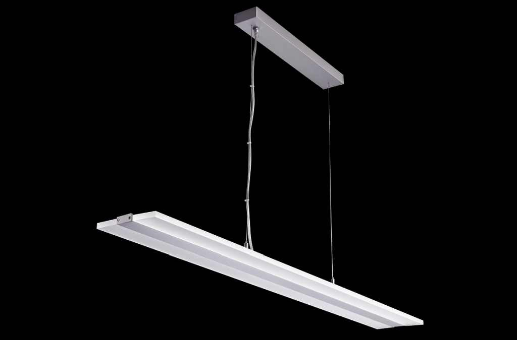 Designw@re | LED Hanglamp | 32 Watt | 120,6 cm | Warm Wit | LWALUHANG47