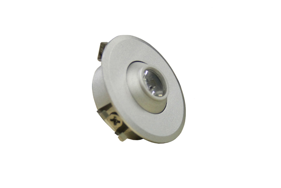 LEDware | LED inbouwspot | 1 LED | Rond | 1,5 W | 350 mA | Warm Wit | LWLBWD23202700