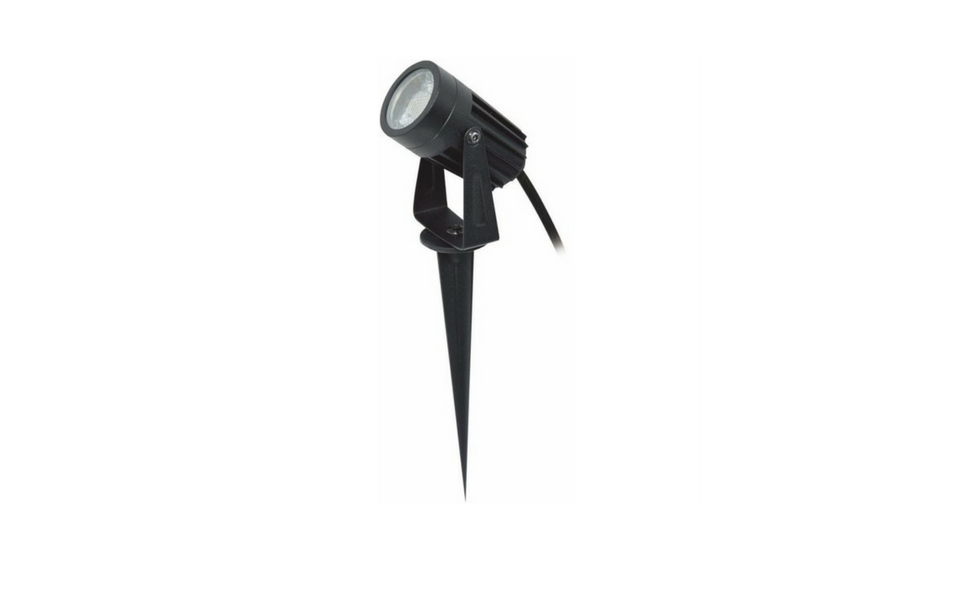LEDw@re LED Tuinlamp | Spike | 12 Volt | Rond | 3 Watt | Warm Wit | LWSCJ101A