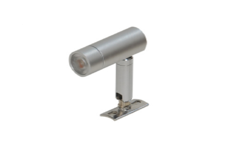Led vitrine spot type mount watt warm wit lumen