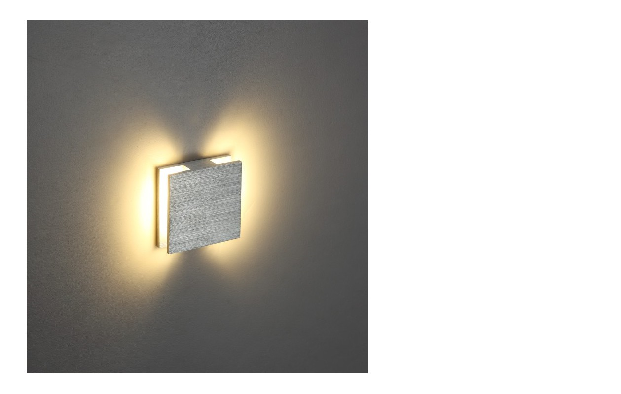 LEDw@re Wandlamp | 1 Watt | 48 x  48mm  | 122 Lumen | Wall  LS003