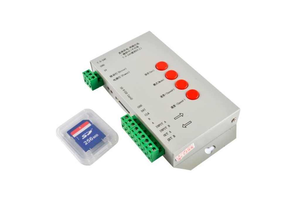 LEDware RGBw@re | Digital RGB LED Controller | LWT-1000S