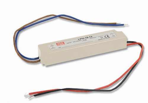 LED Voeding 24 volt MeanWell LED voeding | 220 Volt | 24 Volt | 30 ...