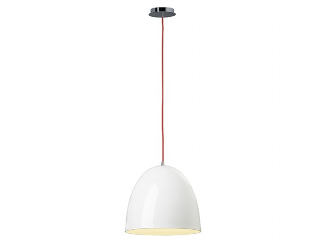 LED Hanglamp | PARA CONE 40 wit hoogglans