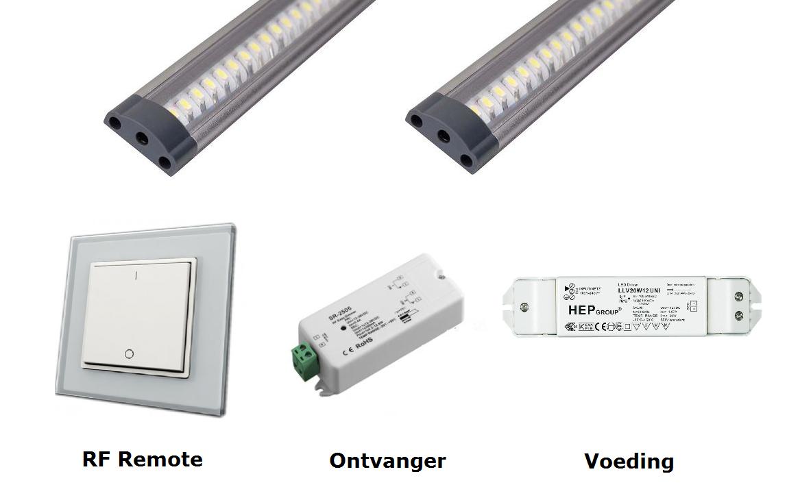 LEDw@re Lighting LED Verlichting en energie zuinige verlichting van ...