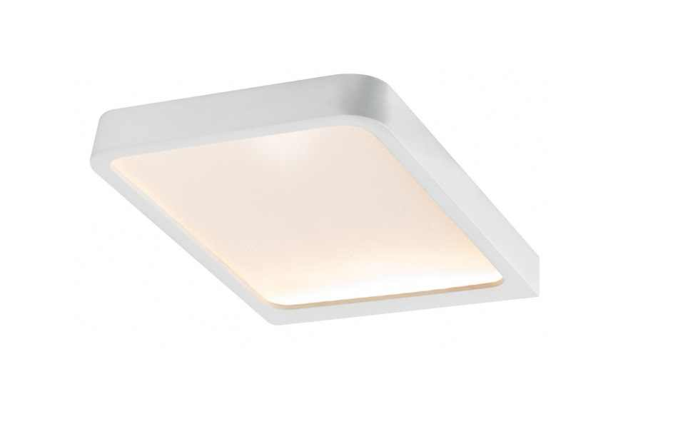 Paulmann | LED Paneel SET | 140 x 105 x 16 mm | Warm Wit | 2 x 6,7 Watt | 12 Volt | 450 Lu