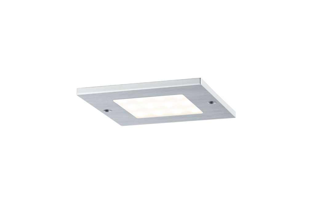 Paulmann | LED Spot SET | 80 x 80 x 4 mm | Warm Wit | 3 x 4,7 Watt | 12 Volt | 310 Lu