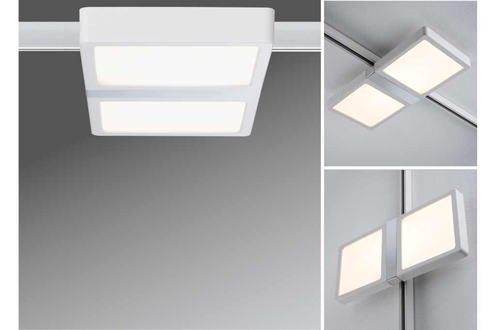 Paulmann | URail LED Panel Double 8 W wit