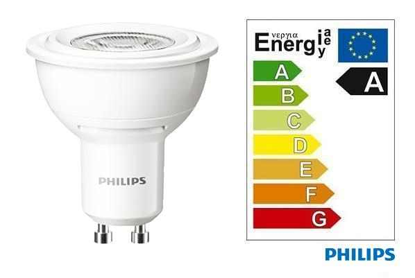 Philips | LED Spot | 230 Volt | 4 Watt | VV 25 Watt | Warm Wit