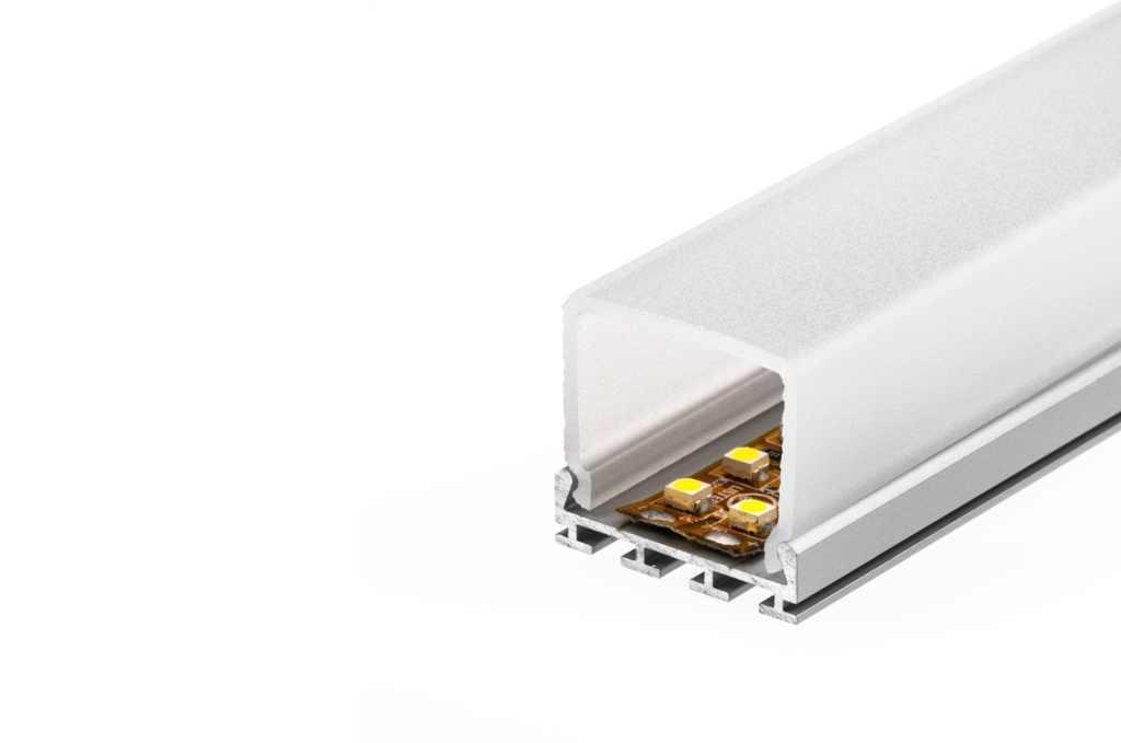 LED Profiel Double LED Verlichting en energie zuinige verlichting ...