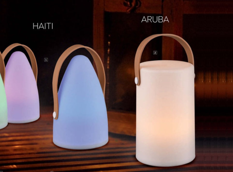 RL  | LED lamp HATI | RGB + Warm Wit