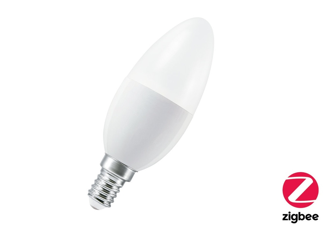 LEDvance | Zigbeew@re | LED E14 Kaars | Dim | Warm Wit | 4,5 Watt