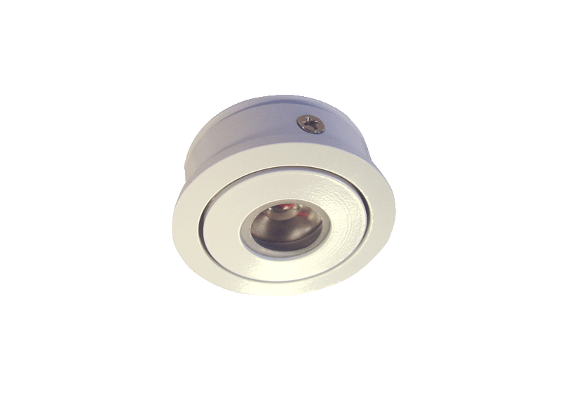 LED Spot | 700mA | 2.5 Watt | VV 15 Watt | Cool Wit | Lumoluce Luzern | Wit