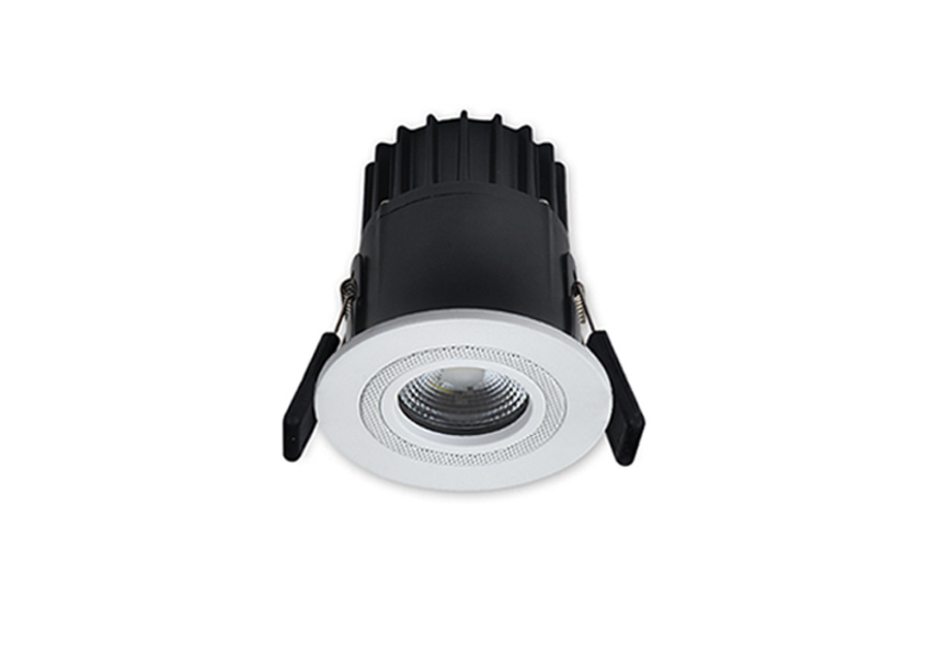 LEDware | LED inbouwspot | 1 LEDs | Rond | 21 W | RGB + Variabel Wit + Speaker | Zwart | Z
