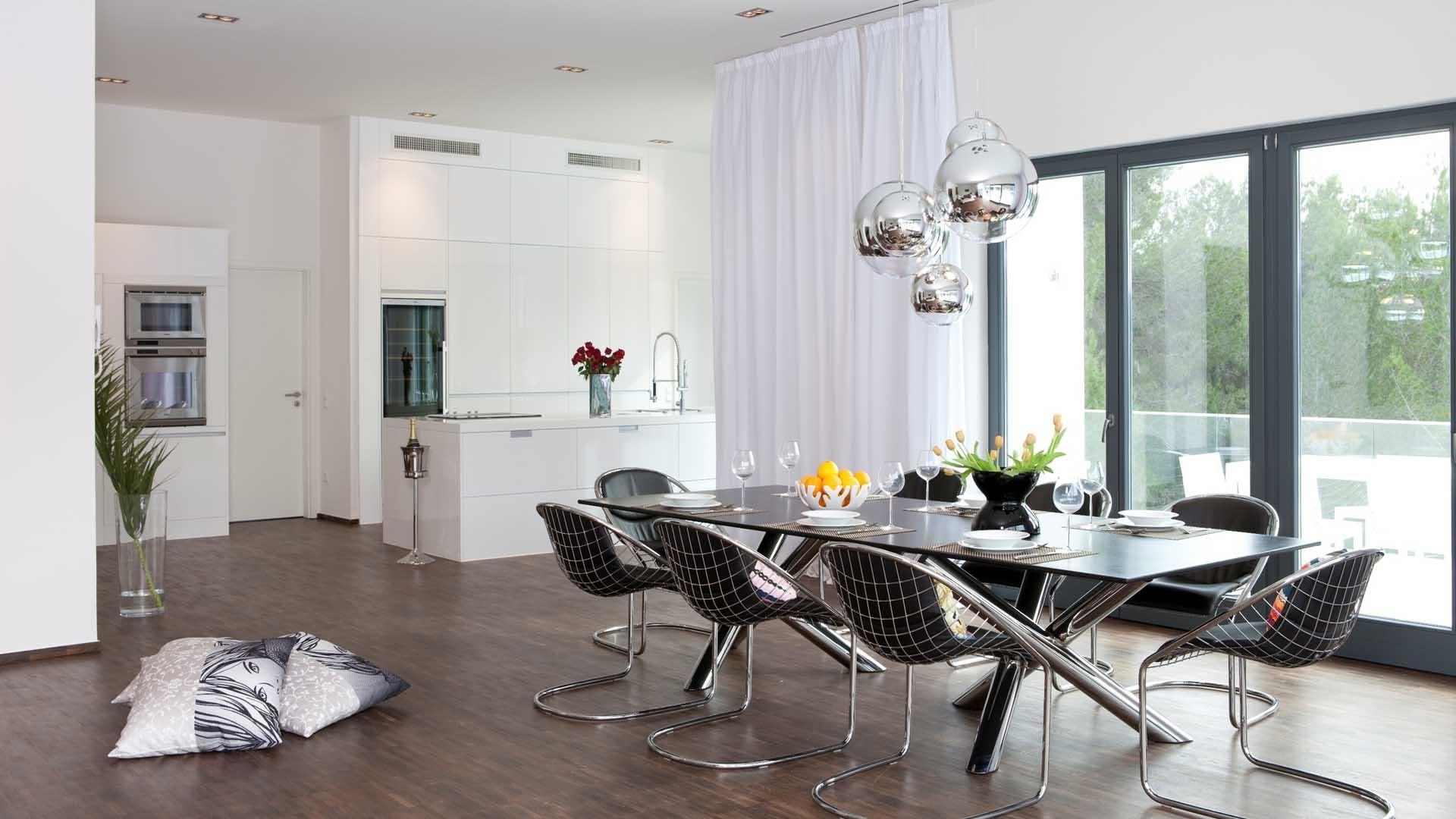 Eetkamer Tafel LED Verlichting En Energie Zuinige