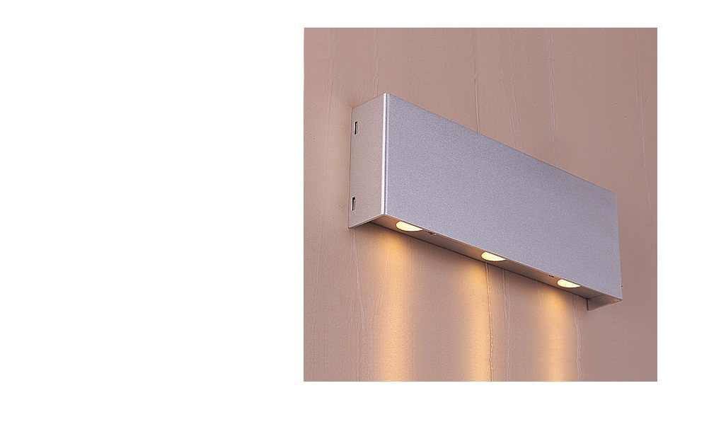 LEDw@re Wandlamp | 4 Watt | 27 x  20 x  24 | 220 Lumen | Wall  327