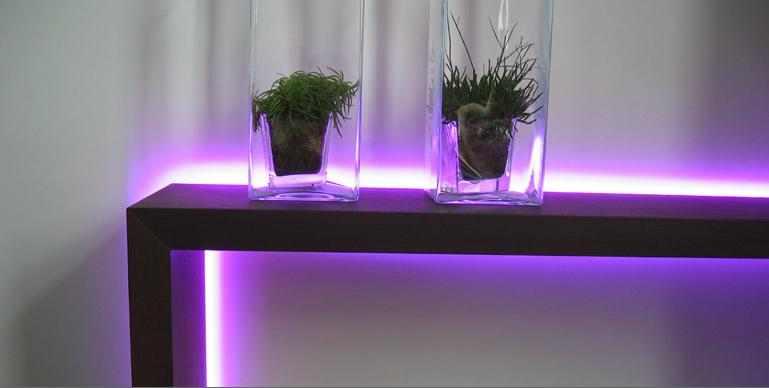 LED strips LED Verlichting en energie zuinige verlichting van LEDw ...