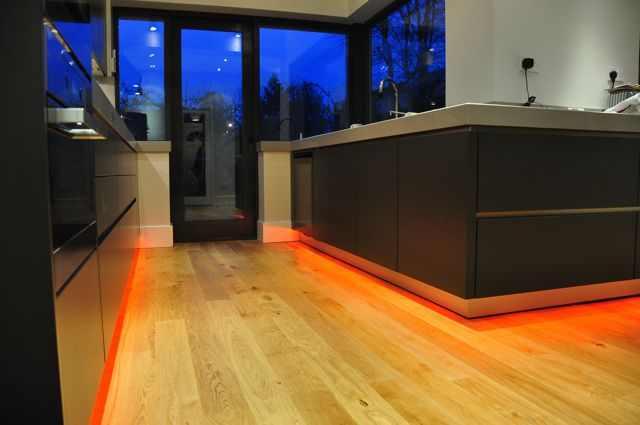 Led Armatuur Keuken : Led keukenverlichting voor de keuken led verlichting en energie