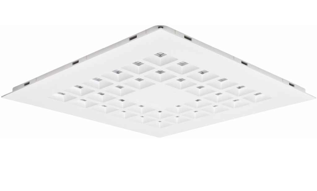 Malmbergs | LED TL | 230 Volt | 35 Watt | VV 60x60 TL armatuur | Warm Wit | Star LED-panel