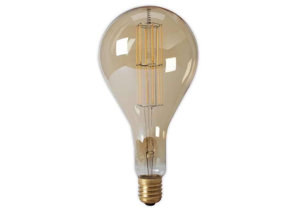 CALEX Splash Gold | LED Lamp | 230 Volt | 11 Watt | VV 100 Watt | 1100 lumen | Warm Wi