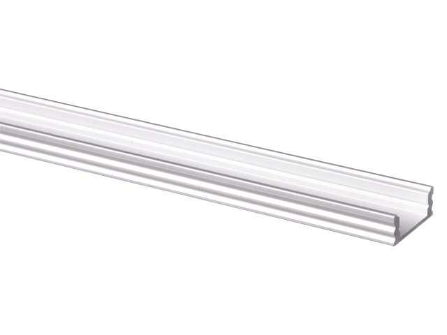 LED Profiel 25 | Standard | 17,5 x 7.5 mm | Opaal, PC, UV Bestendig | 2 Meter | 70 m
