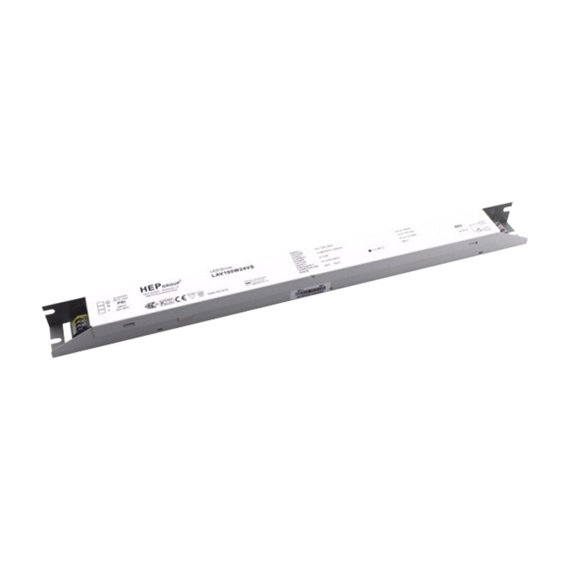 HEP | LED Voeding | 100 Watt | 24 Volt | LAV100W24VS | Small Formfactor
