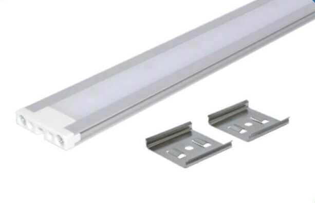 LED Strip | Plat | Type FINE | 100 Cm | Warm Wit | 11 Watt | 24 Volt